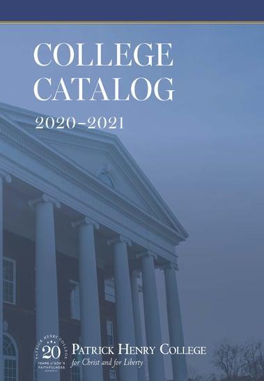 Catalog Cover 20-21