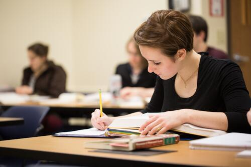 Classroom Students -8-1