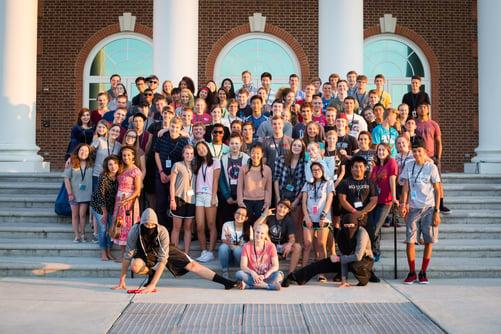 teen camps 2018