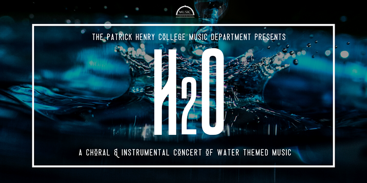 H2O PHC Music Department Concert