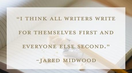 Jared Midwood quote
