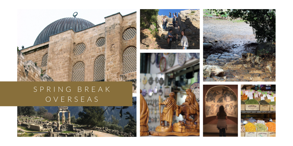 Copy of Spring Break Overseas