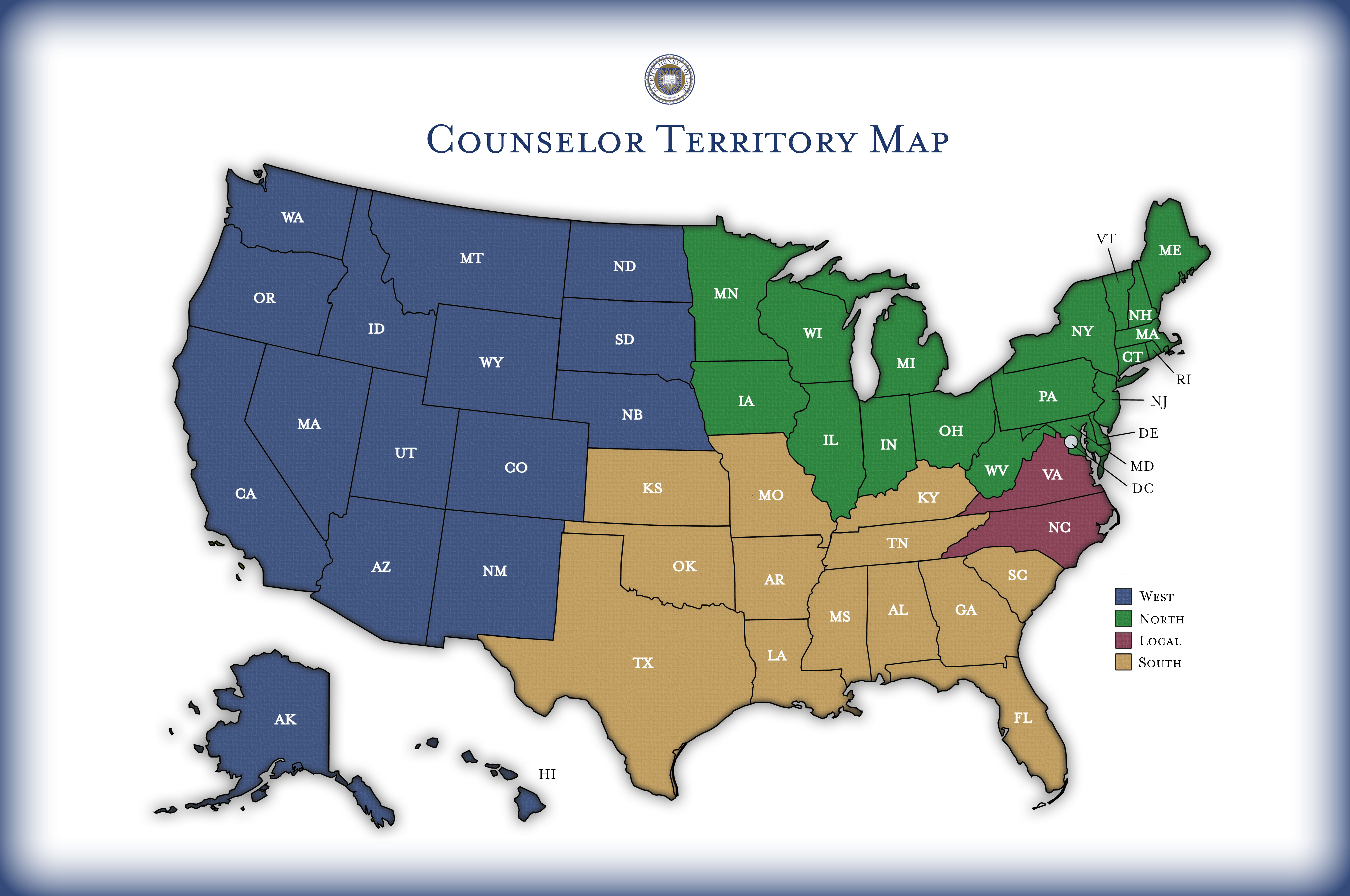 Counselor Territory Map[1356]