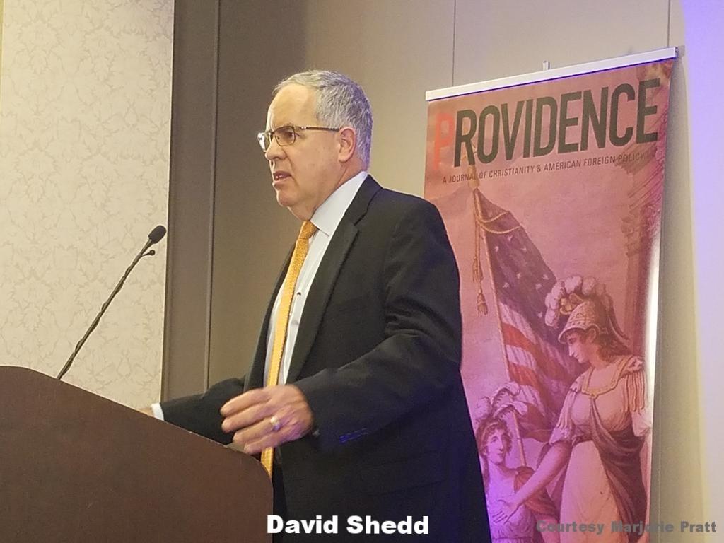 David Shedd