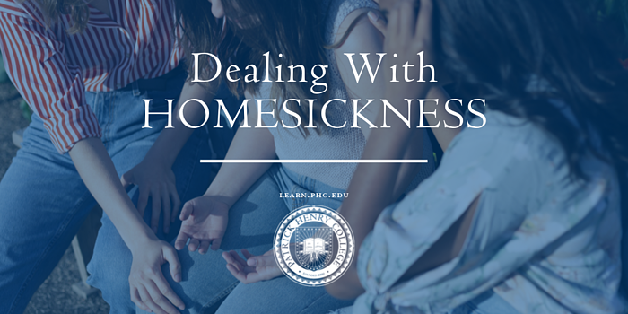 Dealing With Homesickness