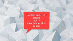 JSTOR: How to Search JSTOR