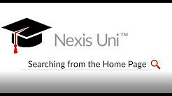 LexisNexis Academic - Nexis Uni