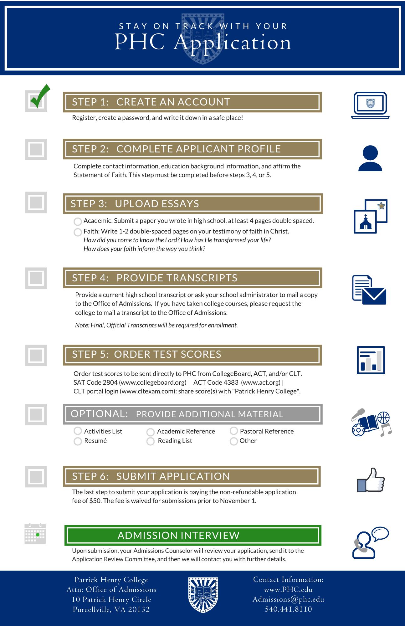 FINAL PHC Application Checklist 8.27.2021