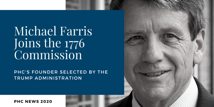 Farris joins 1776 commission