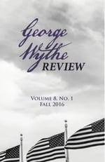 GWR Vol. 8 No. 1