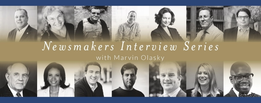 Patrick Henry College (PHC) Newsmakers Interview Series with Marvin Olasky