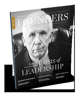 Founders Magazine Fall 2016