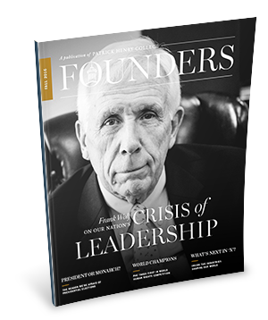 Founders Magazine Fall 2016