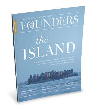 Founders Magazine Spring 2016