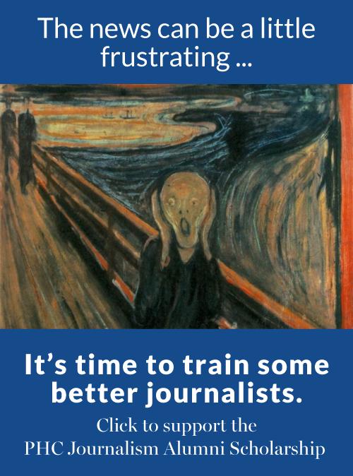 Journalism Alumni Scholarship