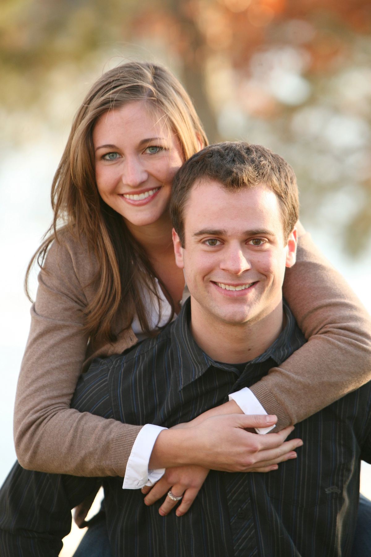 Andrew and Kayla Ferguson