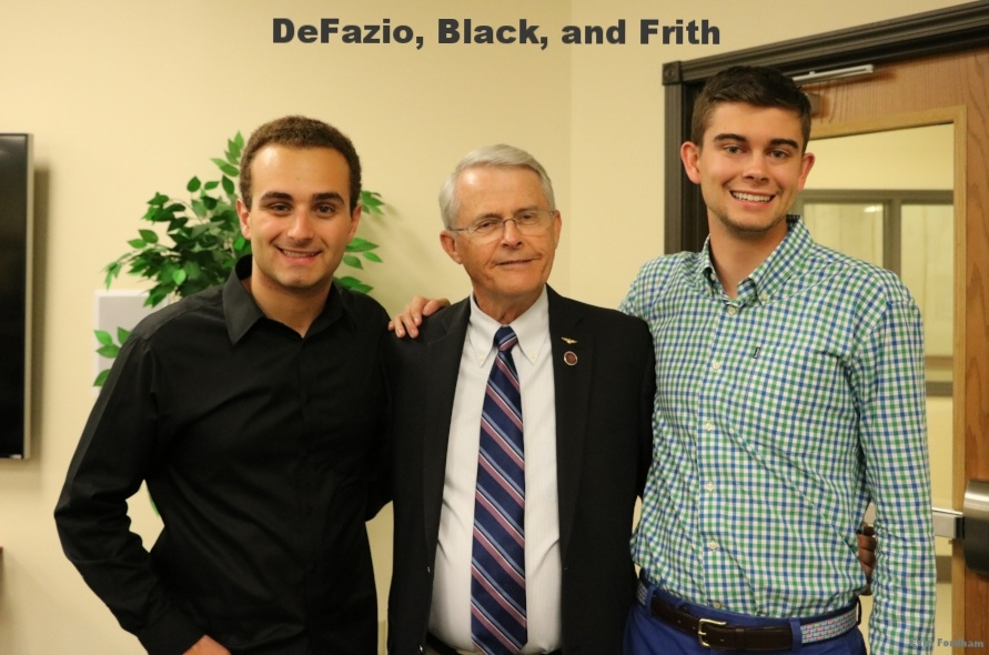 DeFazio, Black, and Frith