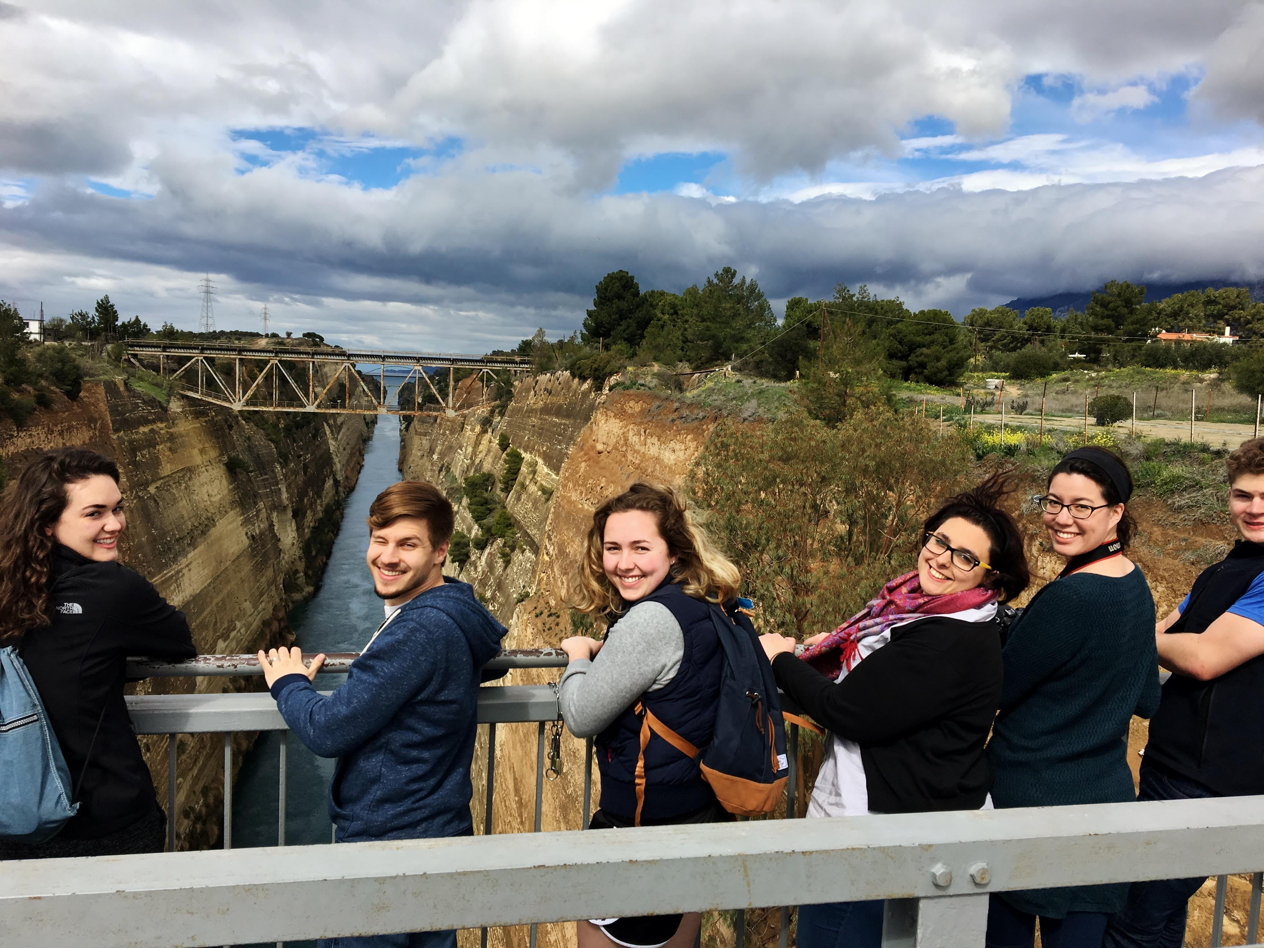 Patrick Henry College Greece spring break missions trip