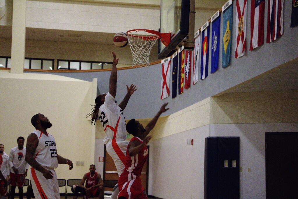 The Virginia Storm plays at Patrick Henry College (PHC)