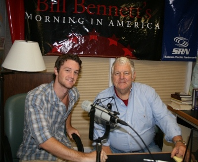 Chris Beach and Bill Bennett on Morning in America