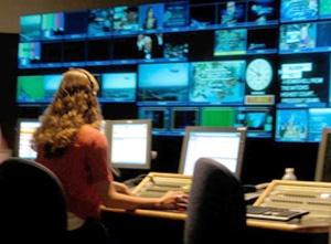 Raynel Knight in newsroom