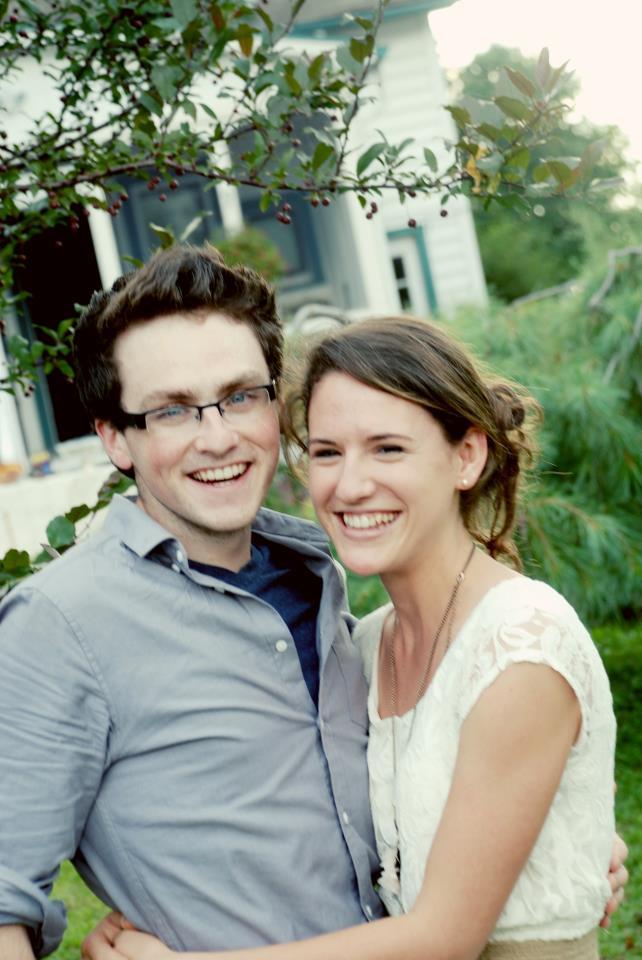 Ian and Yetta Reid