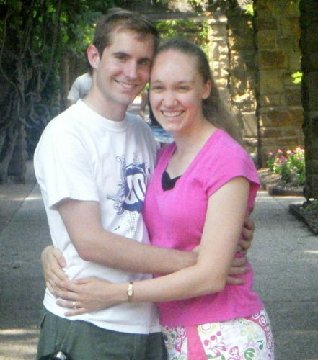 Caleb and Kirsten Dalton