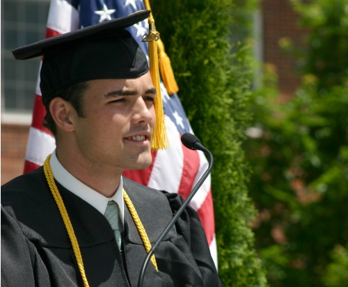 2006 Patrick Henry College graduate Judah Kiley