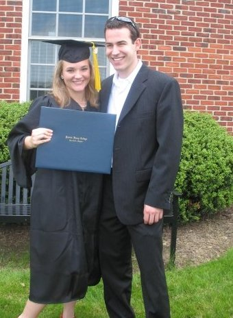 Patrick Henry College graduate Leila Roche