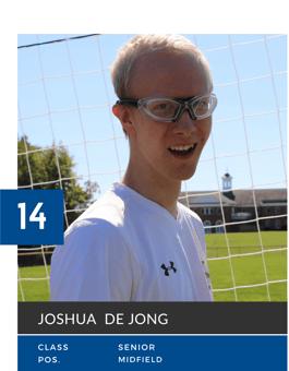 Joshua De Jong