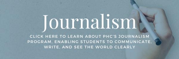 Journalism at PHC
