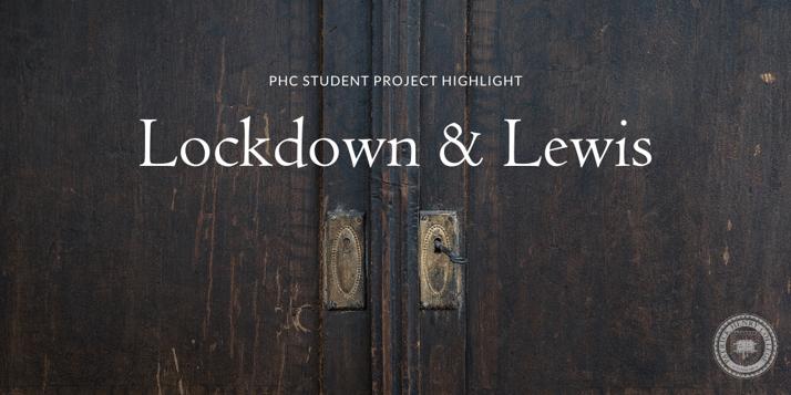 Lockdown & Lewis