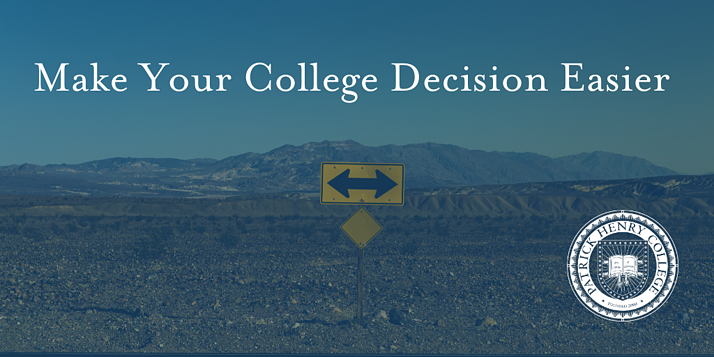 Make Your College Decision Easier
