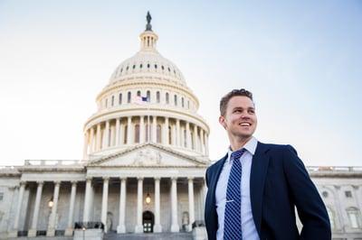 Student in Washington, D.C.