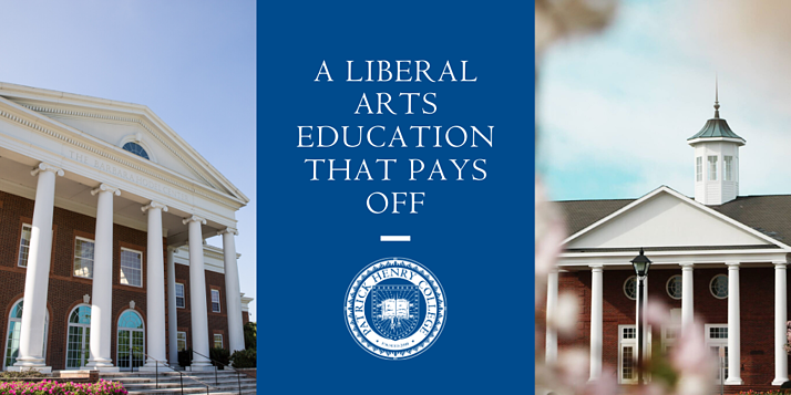 A Liberal Arts Education That Pays Off PHC
