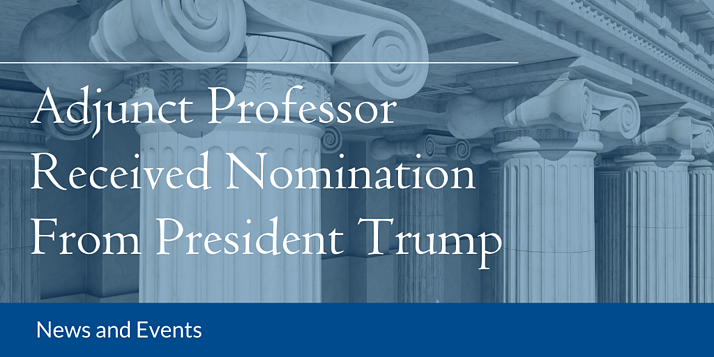 Nomination From President Trump
