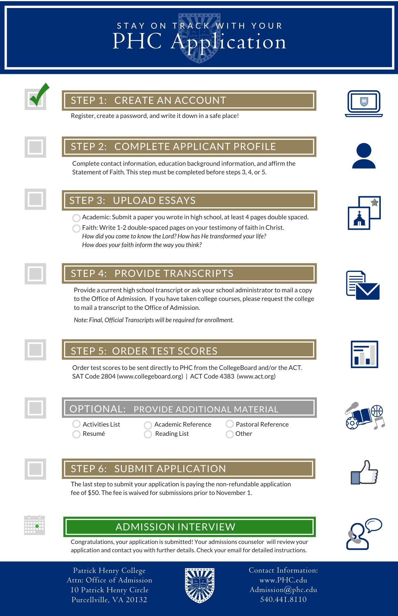 PHC Application Checklist Updated August 2020-1