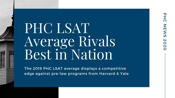 PHC Earns Highest LSAT Average (1)