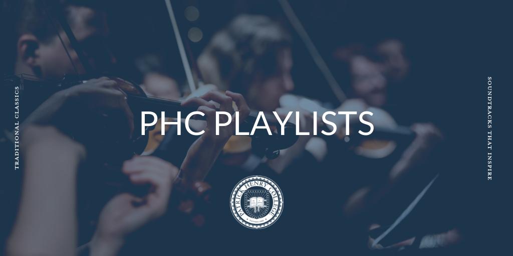 PHC Playlists