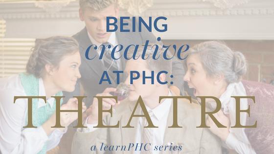 Patrick Henry College theatre