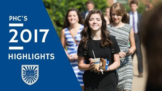 PHC's 2017 Highlights