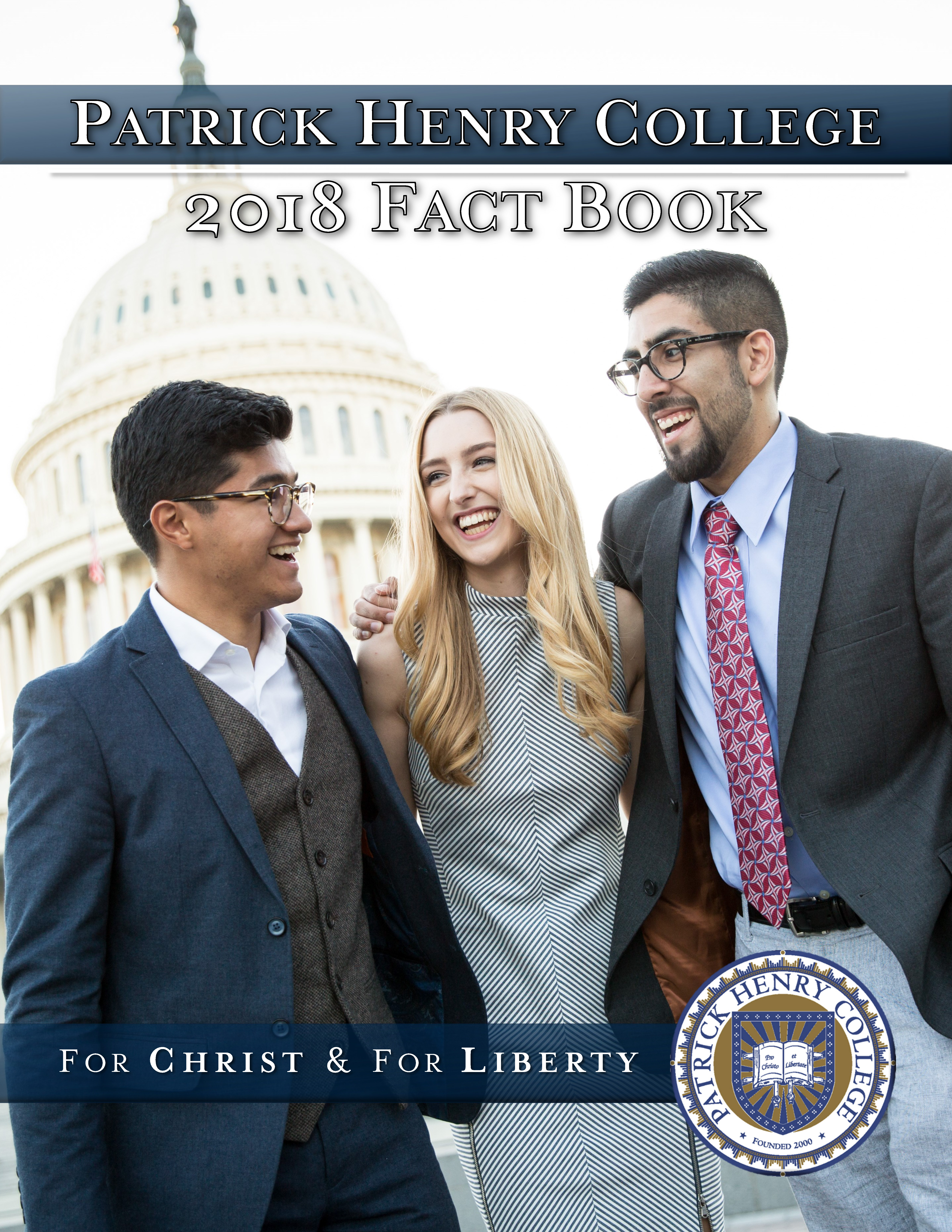 Patrick Henry College 2018 Factbook