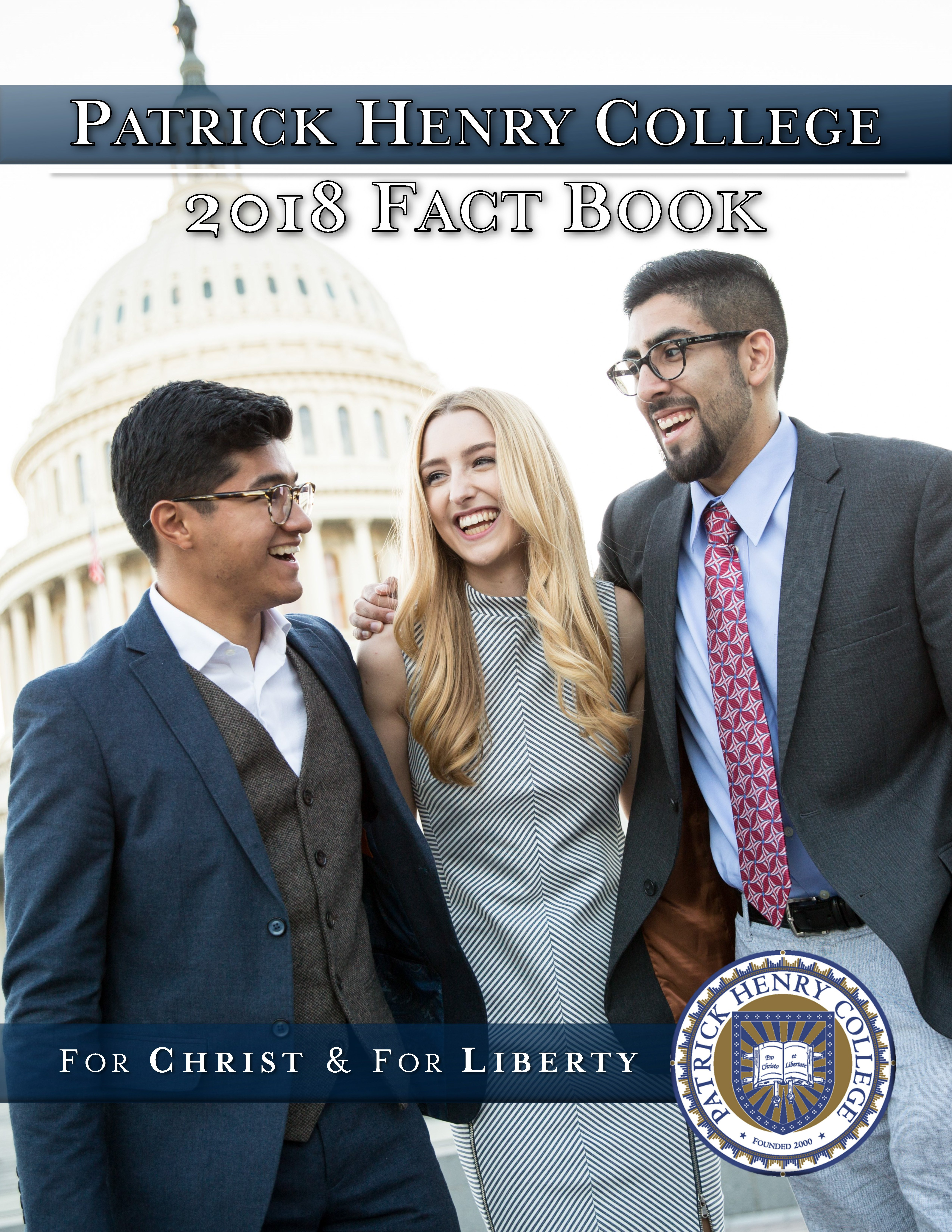 Patrick Henry College 2018 Factbook