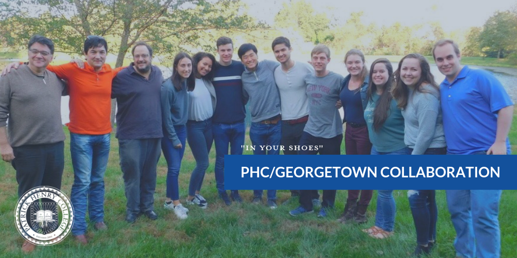 Patrick Henry College_Georgetown Collaboration
