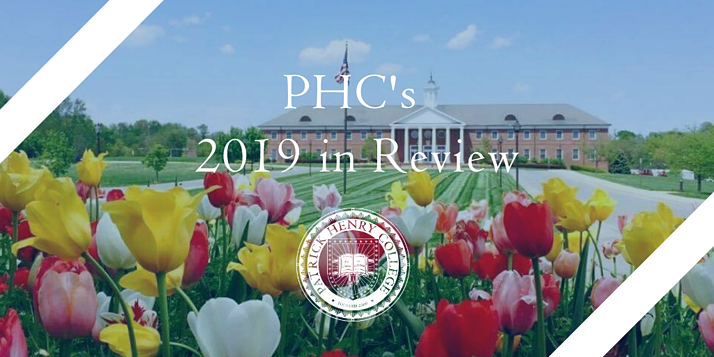 PHCs 2019 in Review