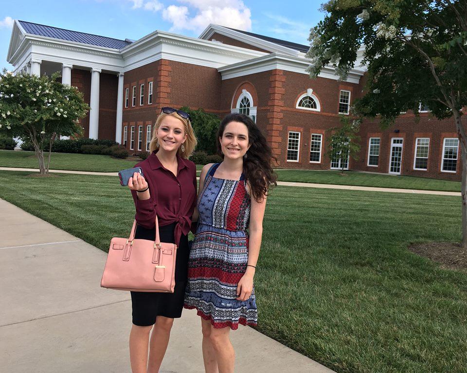 Leah and Savannah Petree
