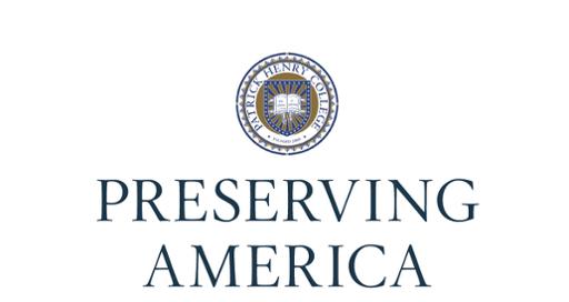 Preserving America Webcast Header