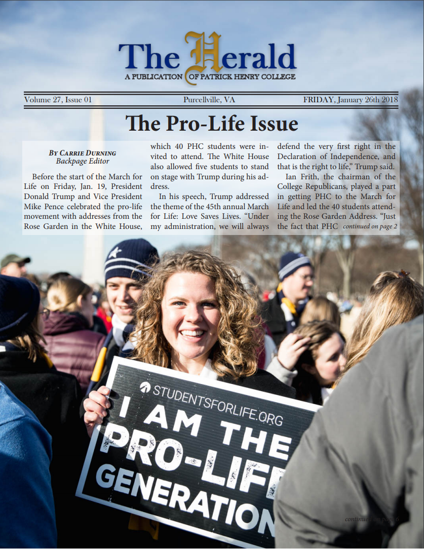 Pro Life Issue