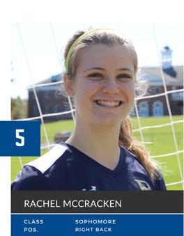 Rachel McCracken - 5