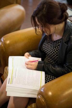Rachel Studying1